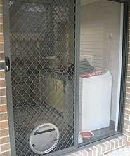 Pet Doors Melbourne Doggy Cat Flap Installation Electronic
