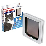 4 Way Locking Cat Door by Cat Mate